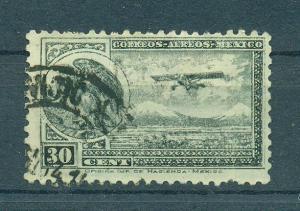 Mexico sc# C14 (2) used cat value $.25