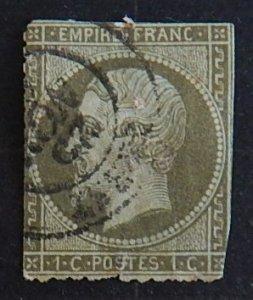 France, 1853-1861, Emperor Napoléon III, (2143-Т)