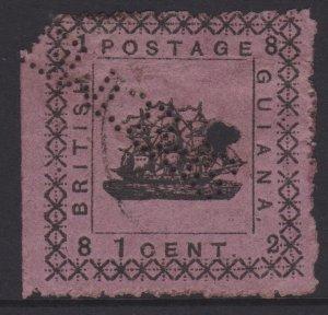 British Guiana Sc#103 Used - fault