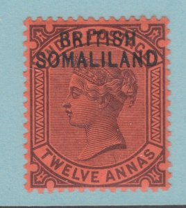 SOMALILAND PROTECTORATE 8 MINT HINGED OG * NO FAULTS VERY FINE!