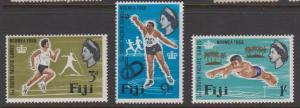 Fiji Sc#226-228 MLH