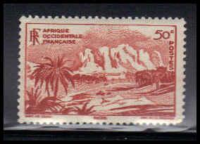 French West Africa Very Fine MNH ZA4914
