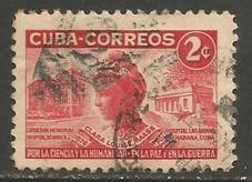 Cuba 462 VFU 392A-1