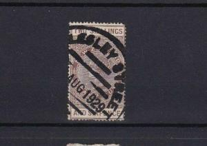 NEW ZEALAND STAMP DUTY FISCAL REVENUE STAMP TWO SHILLING & 6d   REF 5874