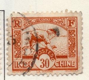 Indo China 1931 Early Issue Fine Used 30c. 151909