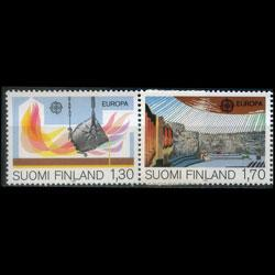 FINLAND 1983 - Scott# 679-80 Europa Set of 2 NH