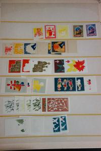 US and Worldwide Christmas and TB Stamp Collection