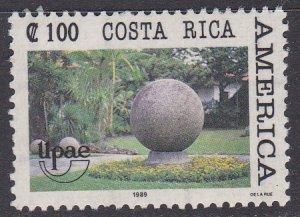 Costa Rica Sc #419 MNH