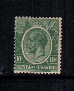 Kenya Uganda Tanganyika 21  MH cat $ 1.75