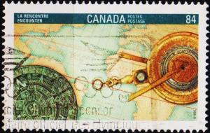 Canada.1992 84c S.G.1490 Fine Used