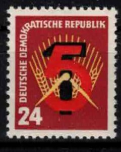 East Germany (DDR) - SGE50 Mint, five year plan - CV £6.75 ($8.60)