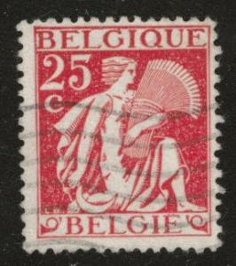 Belgium Scott 249  Used of 1932