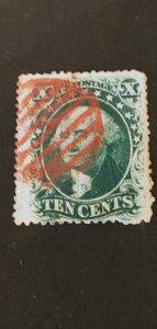 US #32 Used CV 225