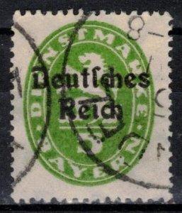 States - Bavaria - Scott O52