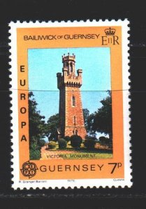 Guernsey. 1978. 162 from the series. Architecture, Europe Sept. MNH.