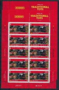 Great Britain - Jersey stamp Europa CEPT, Historical Games 2 values MNH WS232932