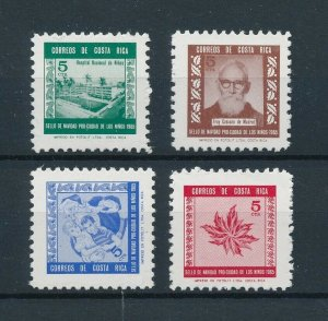 [104151] Costa Rica 1965 Postal tax children's village Christmas  MNH