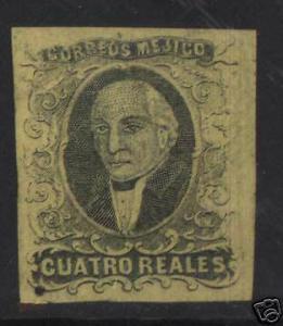 Mexico #9 VF Mint