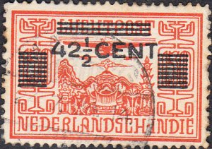 Netherlands Indies #193  Used