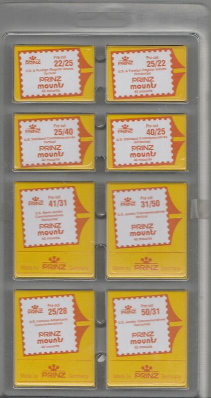 PRINZ PCK1 (320) BLACK MOUNTS RETAIL PRICE $23.50