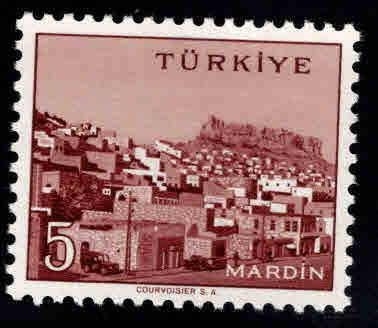 TURKEY Scott 1380 MNH** 26x20.5mm stamp