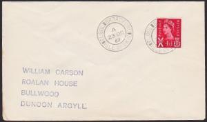 GB SCOTLAND 1969 cover ELGOL BROADFORD / ISLE OF SKYE cds..................67827