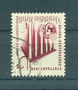 Germany sc# B139 (2) used cat value $3.00