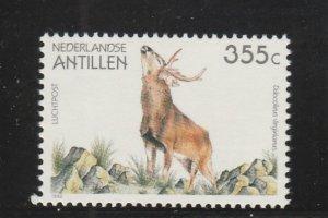 Netherlands Antilles  Scott#  671  MNH  (1992 White-Tailed Deer)