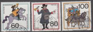 Germany #B682-4 F-VF Used CV $5.50 (B12771)