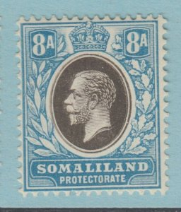 SOMALILAND 58  MINT HINGED OG *  NO FAULTS VERY FINE! 1912 - 1919