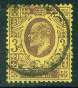 Great Britain Scott 132 KEVII 1902 stamp CV $19