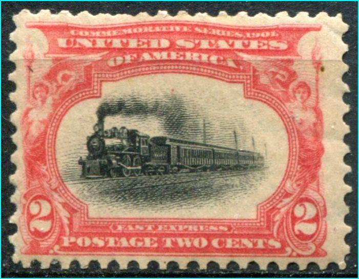 USA #295  Mint  Never hinged          ** Free shipping **