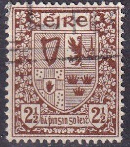Ireland #110  F-VF Used CV $3.50 (Z2515)