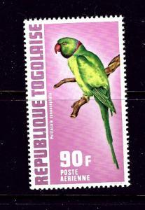 Togo C182 MNH 1972 Parrot