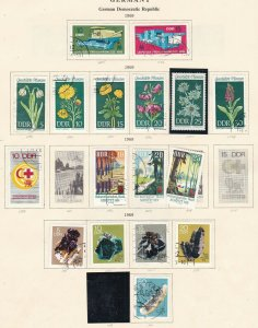 GE::::DDR^^^^^^^^1969  OLDER   collection   on page  $$@ ha2009xxbddr