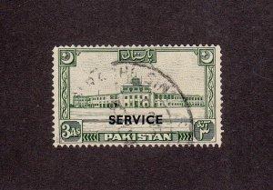 Pakistan Scott #O20 Used