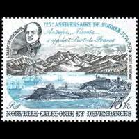 NEW CALEDONIA 1979 - Scott# C155 Noumea Port Set of 1 NH