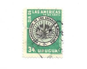 Uruguay 1958 - U - Scott #C177
