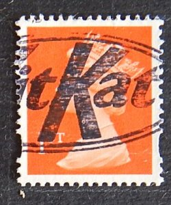 Great Britain, Queen, Kit-Kat punch, (№1359-T)