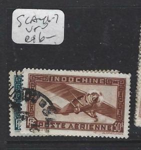 INDOCHINA  (PP1204B)  Y &T A 46-7   VFU
