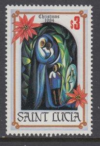St Lucia 705 MNH VF