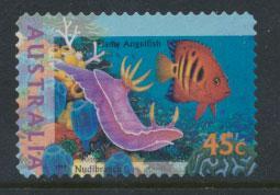 Australia SG 1564  Used self adhesive