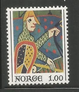 NORWAY, 686, MNH, MAY