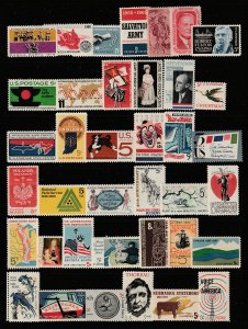 USA a mint collection from 1960's