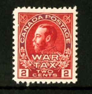 Canada Stamps # MR2 JUMBO OG NH