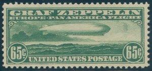 US Scott #C13 Mint, VF/XF, NH, APS