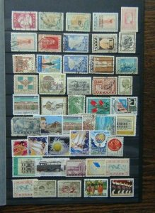 Greece Middle Modern period range of commemorative issues Used