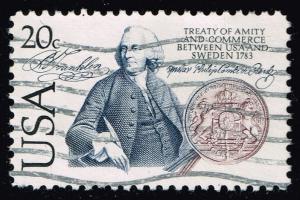 US #2036 Benjamin Franklin; Used (0.25)