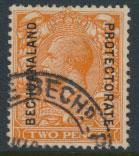 Bechuanaland  SG 77 Used  Die II