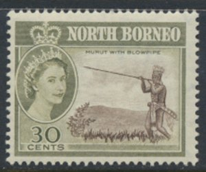 North Borneo  SG 399  SC# 288  MLH   see scans  and details